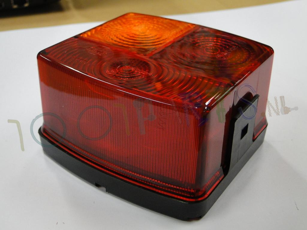 Achterlamp links 2sd002776231 verlichting for Hella verlichting