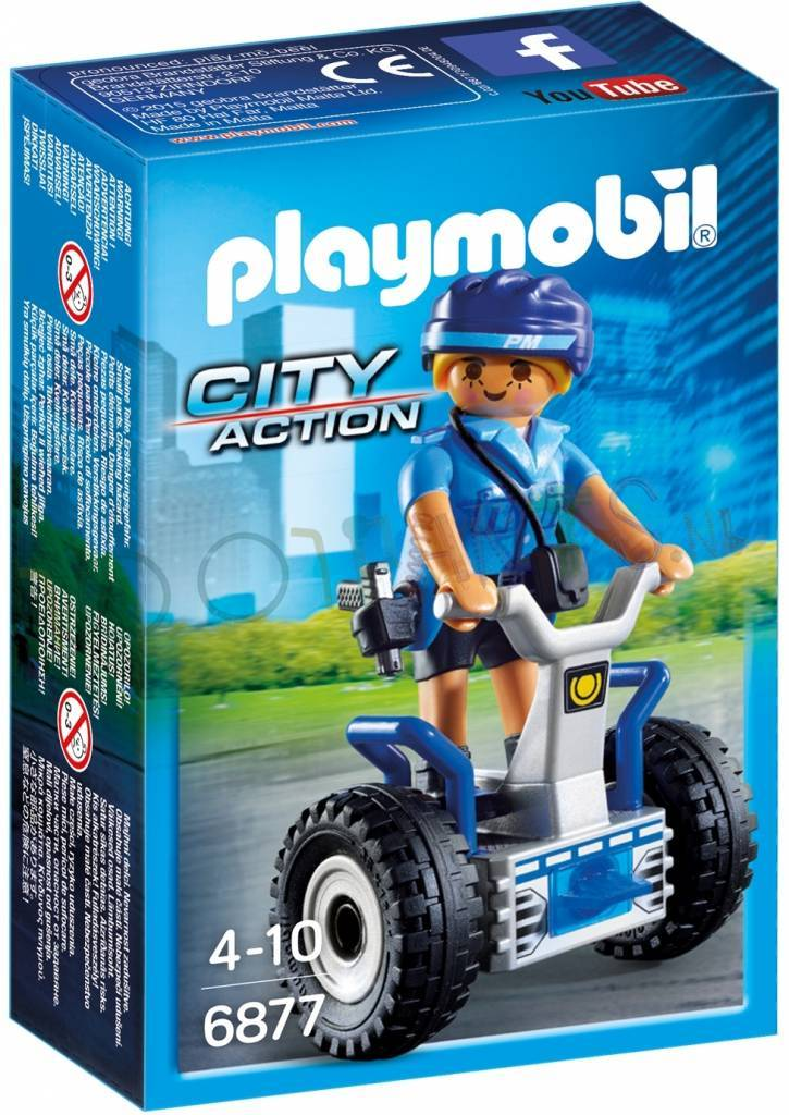 playmobil politie bureau actie in 1 set py6919set. Black Bedroom Furniture Sets. Home Design Ideas