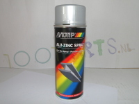 ALU ZINKSPRAY 400 ML