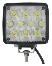 LED WERKLAMP 550 LUMEN 110x110mm