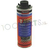 TEROTEX SUPER 3000 COATING 1L ZWART
